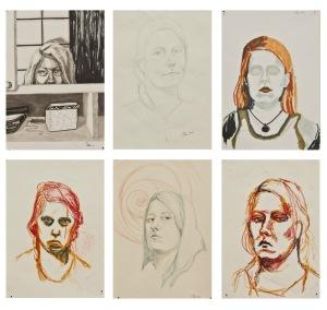selvportretter