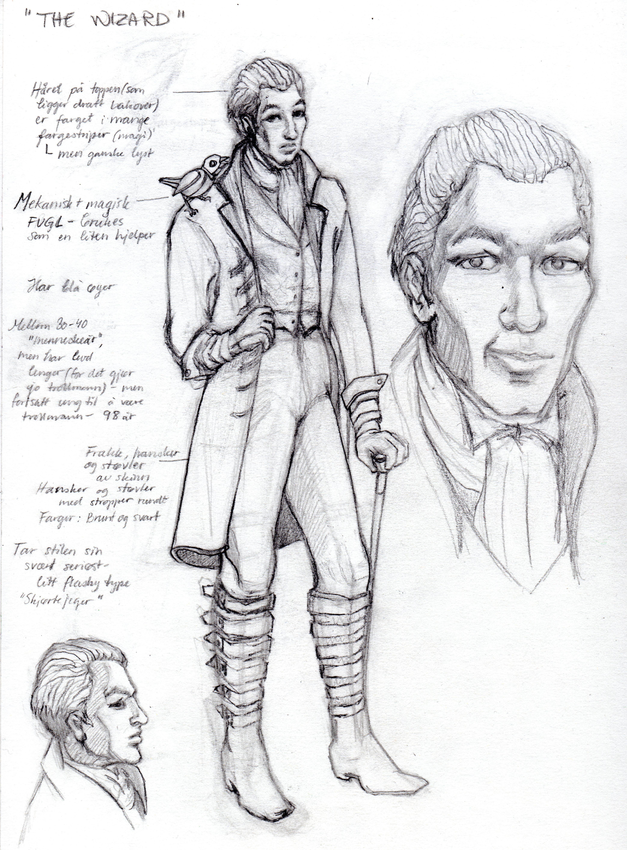 Character design   IlluMoNation